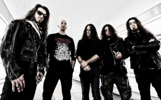 ELECTROCUTION Release Video for 'Psychonolatry'