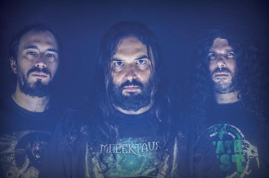 PRION Unleashed Lyric Video for 'Observed Relativity'