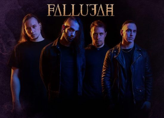 FALLUJAH Debuts Video for 'Ultraviolet'