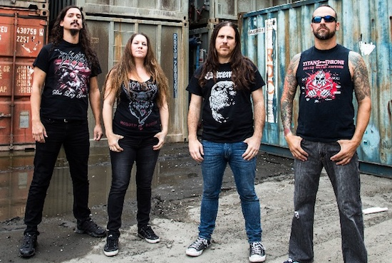 GRUESOME Unleashed Video for 'Inhumane'