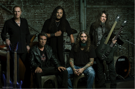 SONS OF APOLLO Presents Video for 'Signs of the Time'
