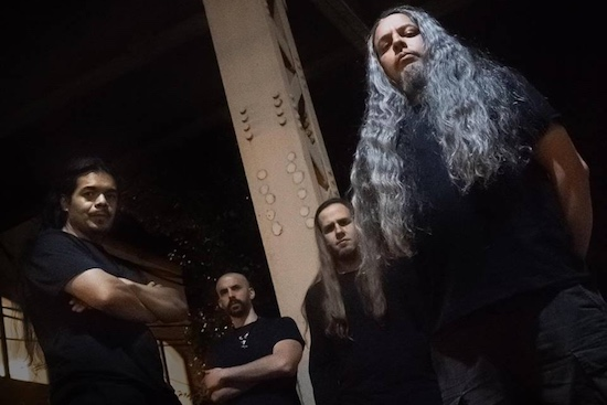 BLOOD OF THE WOLF unleashed official video for 'The Sword is My Light and My Salvation'