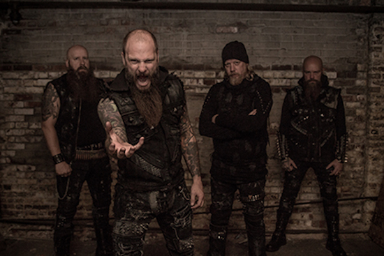 ANGEROT Unleashed Video for 'The Splendid Iniquity'