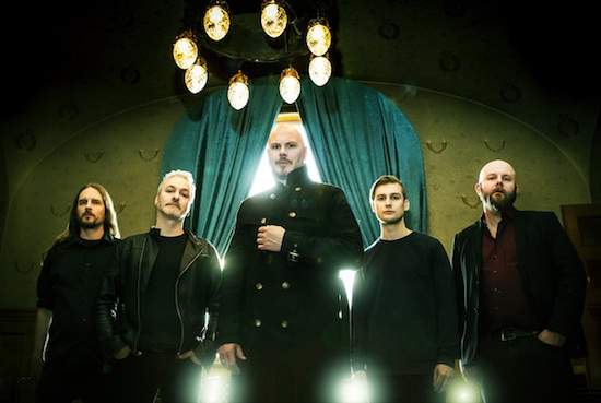 SOILWORK Premiers Animated Video for 'Stålfågel'