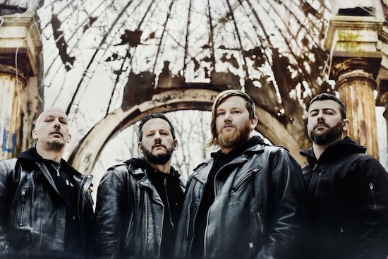 MISERY INDEX Premier New Track 'New Salem'