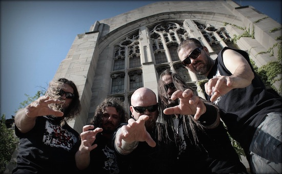 AGAINST THE PLAGUES Release 'Terrorform' Video