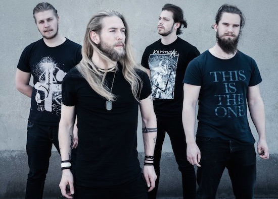 AKTAION Premiere New Video 'Cancer'