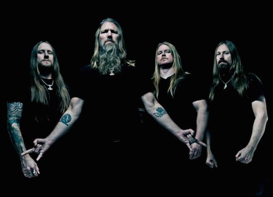 AMON AMARTH Unveils Video for 'First Kill'