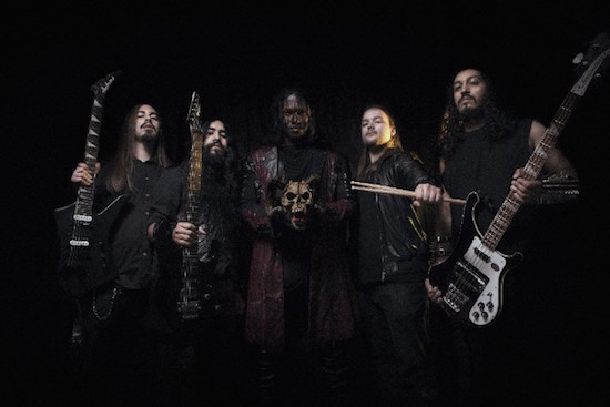 ASTAROTH INCARNATE Reveal Lyric Video for 'Curse Of The Black Plague'