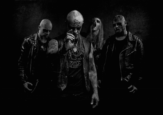 BEHEXEN Premieres 'Chalice Of The Abyssal Water' Music Video