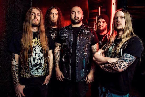 BENIGHTED Unleashed New Video Clip for 'Reptilian'