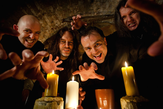 BLIND GUARDIAN Unveil the Official Lyric Video for 'Twilight Of The Gods'