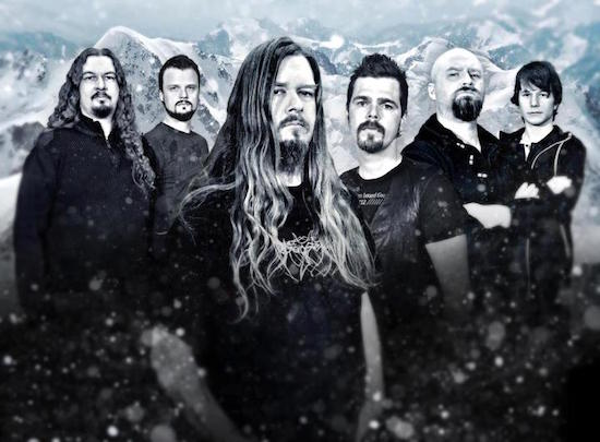 BORKNAGAR Launched Official Video for 'Winter Thrice'
