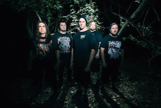 BROKEN FLESH Premiere New Music Video for 'Consumed By Death'