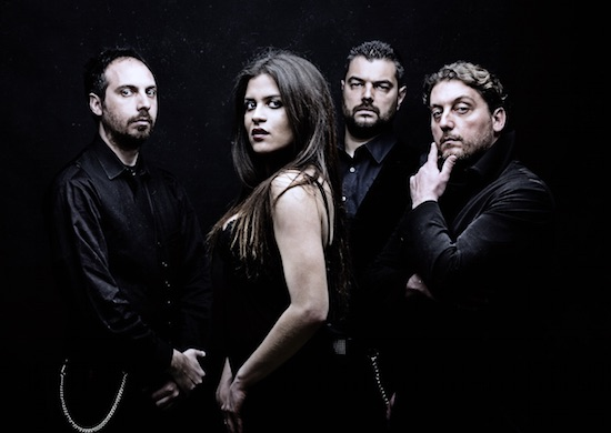 CAELESTIA Released Official Music Video for 'Beneath Abyss'
