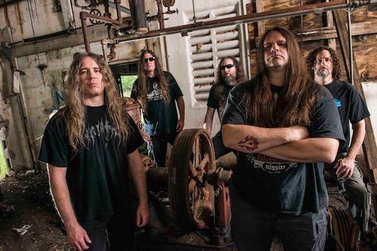 CANNIBAL CORPSE Reveals Video for First Single 'Code of the Slashers'