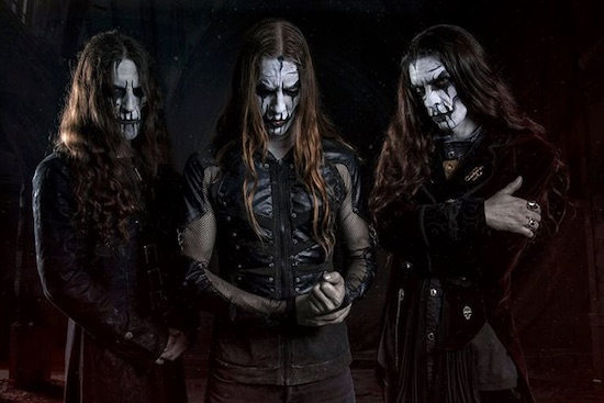 CARACH ANGREN Presents Lyrics Video for 'There's No Place Like Home'