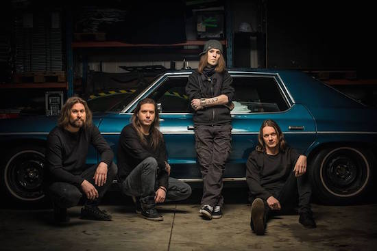 CHILDREN OF BODOM Revealed Video to 'Morrigan'