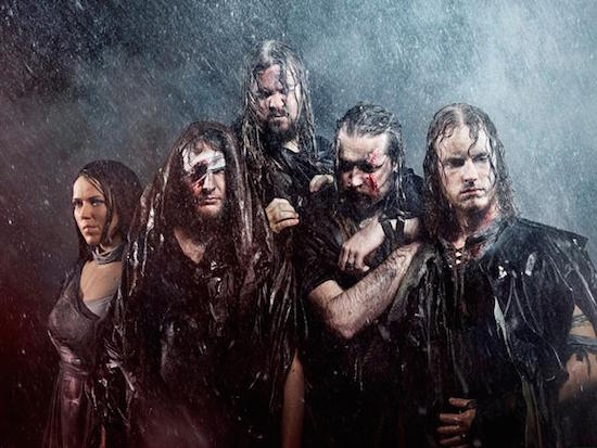 CRIMFALL Released Video for New Single 'Until Falls The Rain'