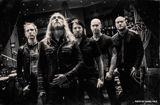 DARK TRANQUILLITY Launch Video for 'Forward Momentum'
