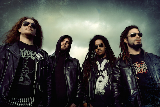DEHUMAN Unleashed the Global Premiere of 'Crypts of Death'