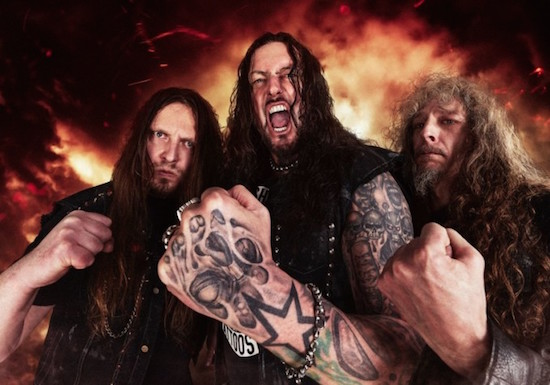 DESTRUCTION Release Official Video for 'Under Attack'