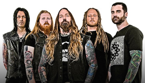 DEVILDRIVER Premiered First Track 'Daybreak'
