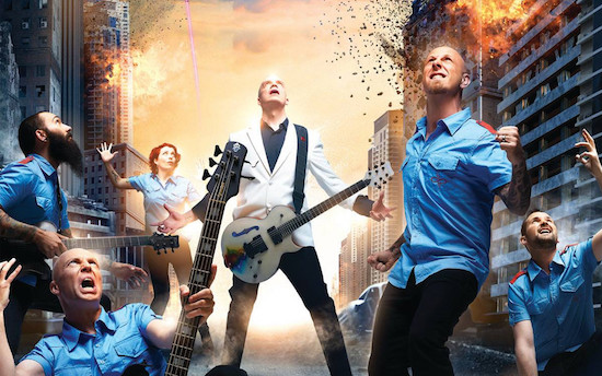 DEVIN TOWNSEND PROJECT Launched Lyric Video 'March of the Poozers'