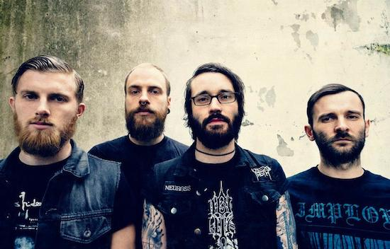 DOWNFALL OF GAIA Announced US Tour 2015