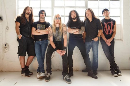DRAGONFORCE Releases New Video for 'Ashes of the Dawn'