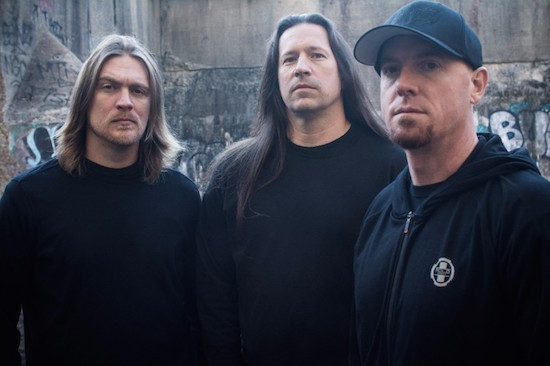 DYING FETUS Share 'Fixated On Devastation' Music Video