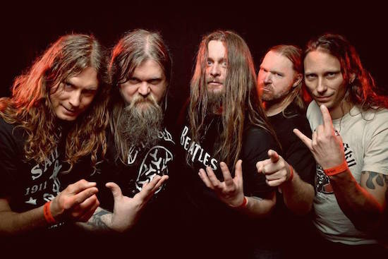 ENSLAVED to Release New Album 'In Times' in March
