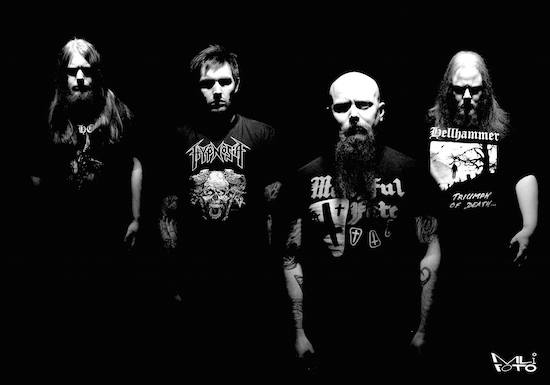 ENTRAILS Stream 'Beyond The Flesh' from Upcoming Album