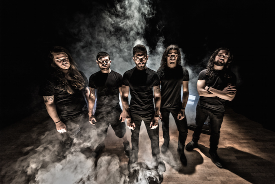 EVER-FROST Presents Official Video for 'The Hive Mind'