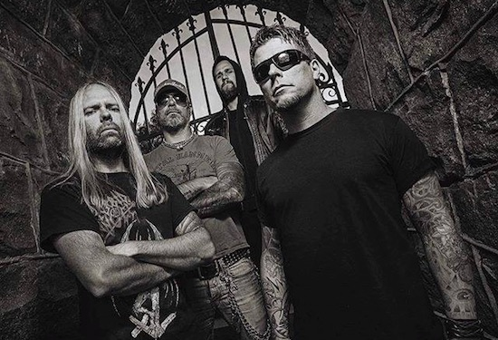 EVOCATION Launches Video for 'Condemned To The Grave'