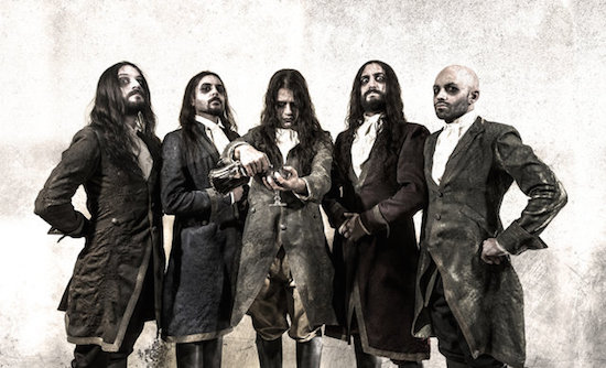 FLESHGOD APOCALYPSE Unveils First Single 'The Fool'