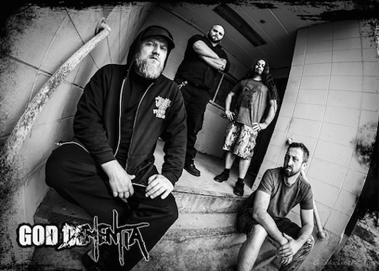 GOD DEMENTIA Premiere Music Video for 'Dominance'