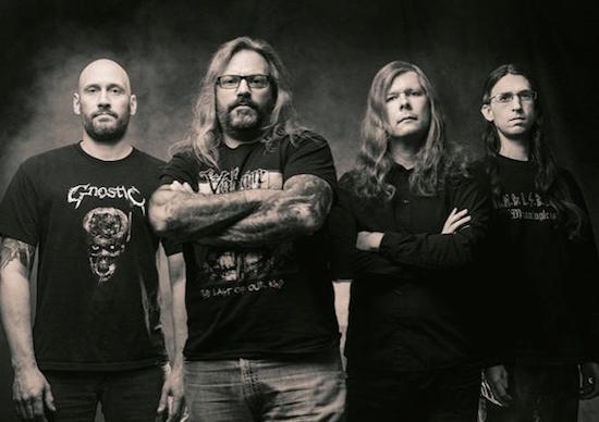 GORGUTS Present 'Besieged'