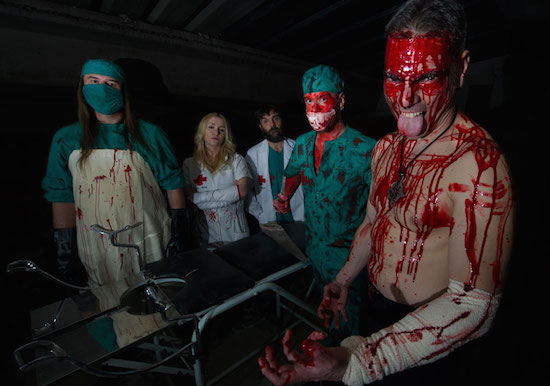 HAEMORRHAGE Premiere Official Lyric Video for 'Nauseating Employments'