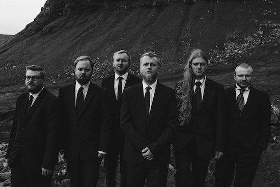 HAMFERÐ Reveals Video for New Single 'Frosthvarv'