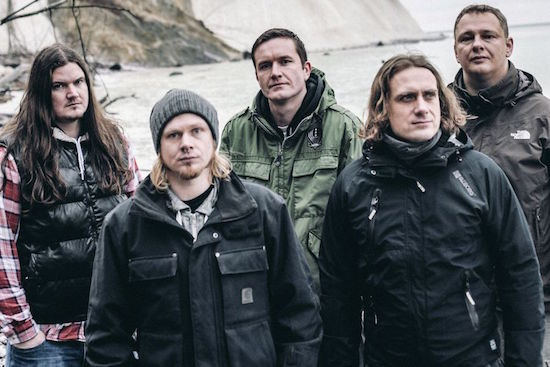 HEAVEN SHALL BURN Released 'Corium' Video