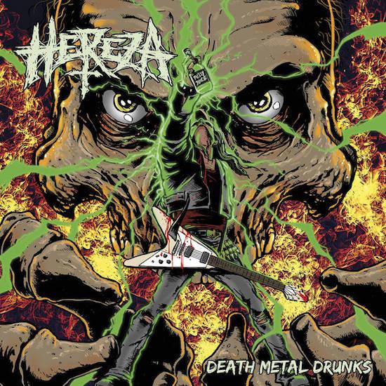 Hereza Death Metal Drunks