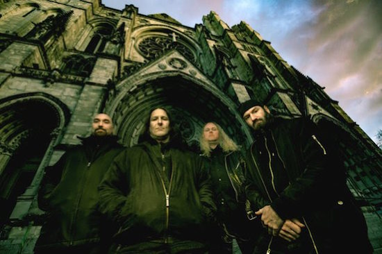 IMMOLATION Revealed New Song 'Destructive Currents'