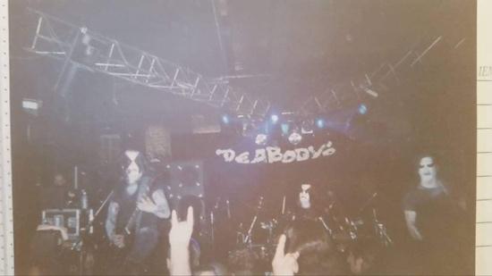 Immortal - Live 2002