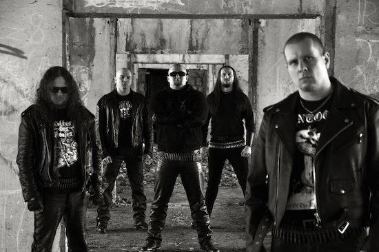 INFERNAL WAR Stream New Track 'Into Dead Soil'