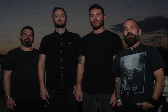 INTRONAUT Premieres 'Fast Worms'