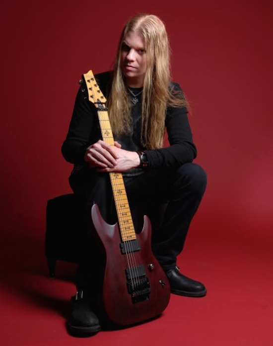 JEFF LOOMIS Joins ARCH ENEMY as Their New Guitarist