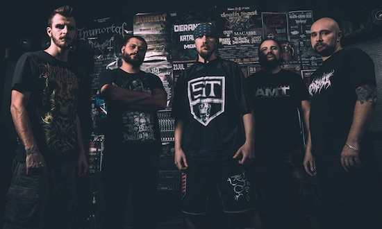 KATALEPSY Drop Lyric Video for 'Critical Black Mass'