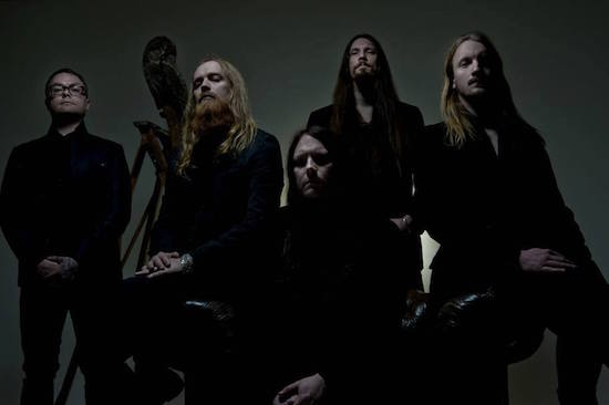 KATATONIA Revealed Lyric Video for  'Old Heart Falls'