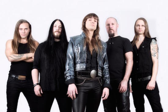 LANCER Unveiled Video for 'Masters and Crowns'
